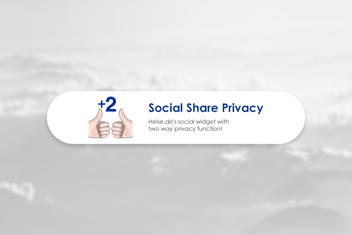 Social Share Privacy